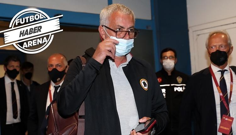 Jose Mourinho: 'Trabzonspor maçı Şampiyonlar Ligi havasında geçecek'