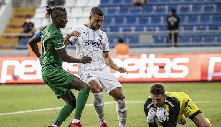 Kasımpaşa 2-0 Giresunspor maç özeti ve golleri (İZLE)