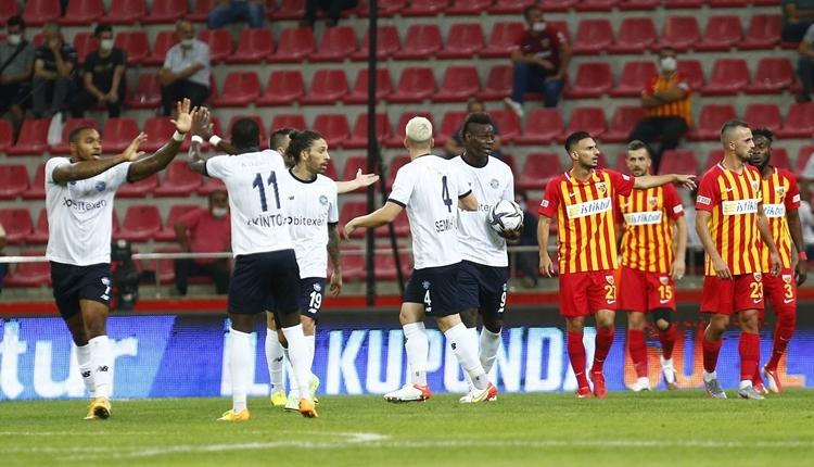 Kayserispor 1-1 Adana Demirspor maç özeti ve golleri (İZLE)