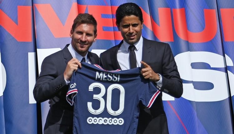 Lionel Messi: 'Neymar ve Mbappe ile oynamak çılgınca olacak'