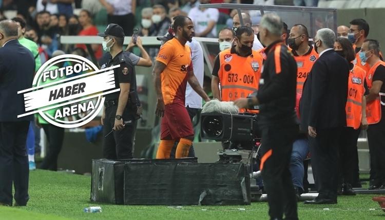 Marcao 8 maç ceza aldı! PFDK kararı açıklandı