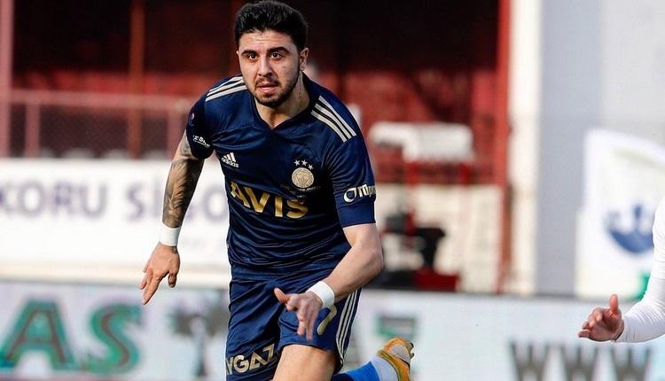 Ozan Tufan'ın Watford'a transferi açıklandı