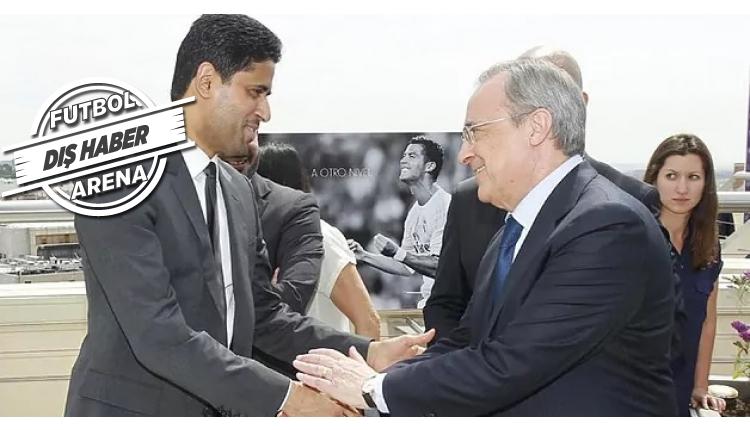 Real Madrid'den PSG'e: Mbappe için haber bekliyoruz