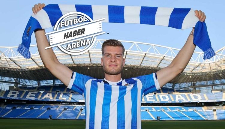 Real Sociedad Sorloth transferini açıkladı