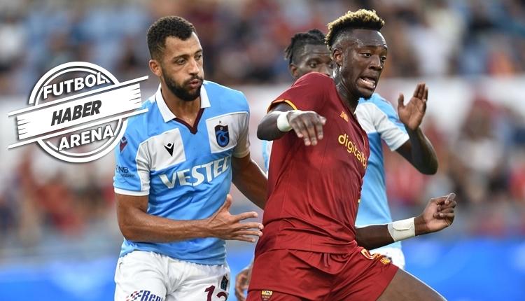Roma 3-0 Trabzonspor maç özeti ve golleri (İZLE)