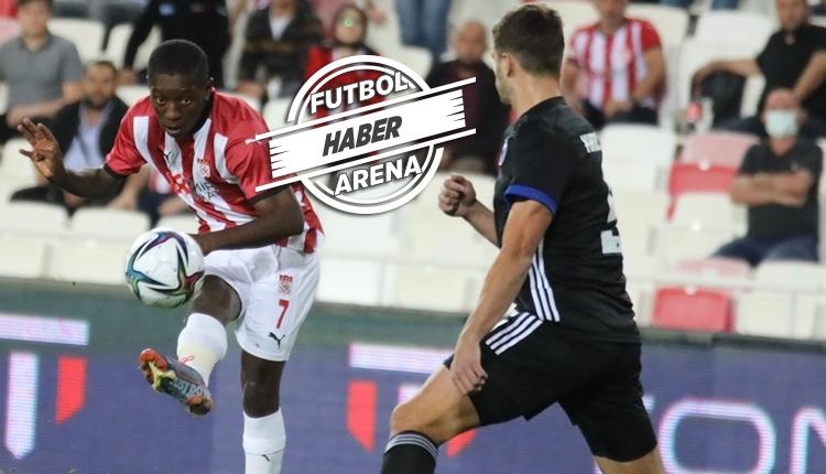 Sivasspor 1-2 Kopenhag maç özeti ve golleri (İZLE)