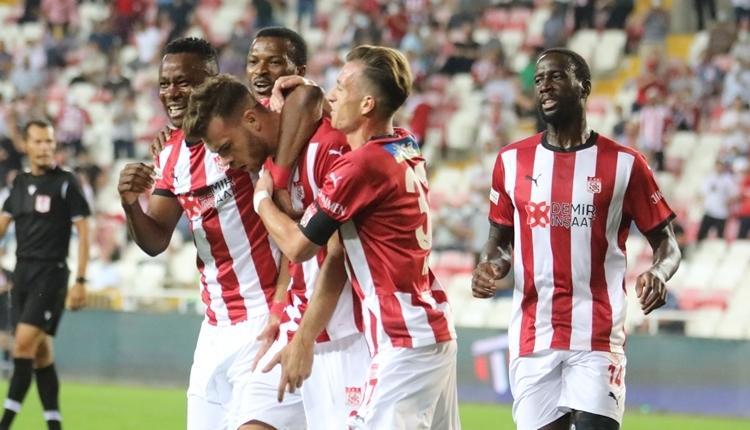 Sivasspor 2-2 Göztepe maç özeti ve golleri (İZLE)