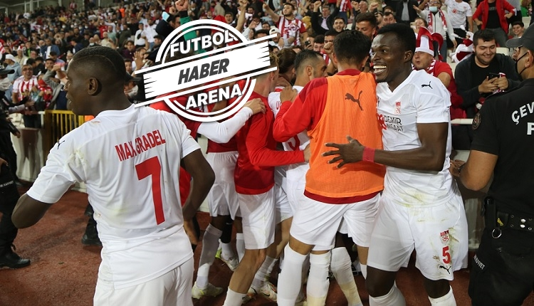 Sivasspor Konferans Ligi'nde play-off turunda
