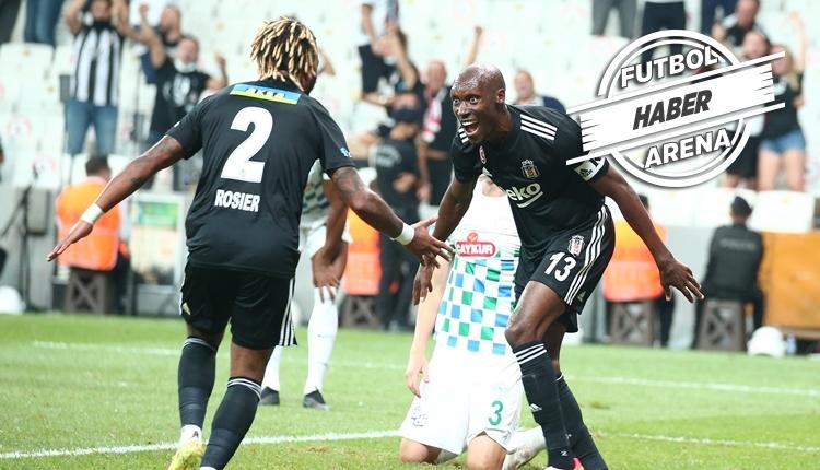 Son şampiyon Beşiktaş, Rizespor'u 3 golle geçti (İZLE)