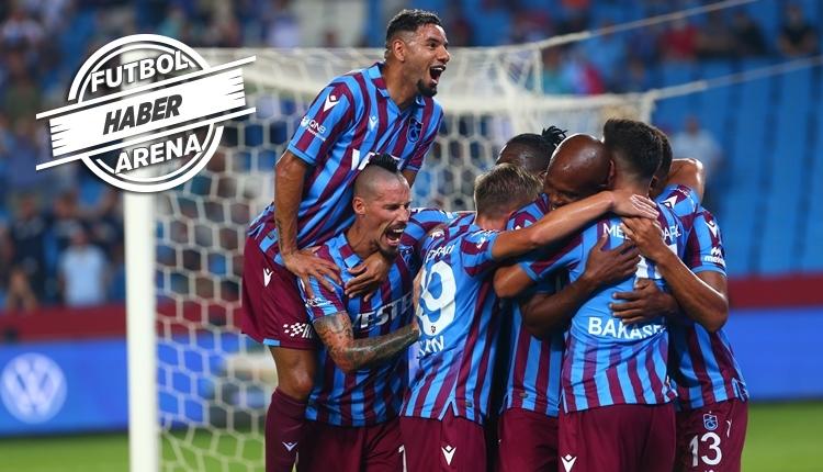 Trabzonspor 3-3 Molde maç özeti ve golleri (İZLE)