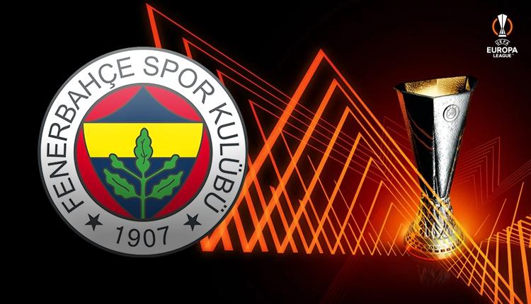 UEFA Avrupa Ligi'nde Fenerbahçe'nin rakibi