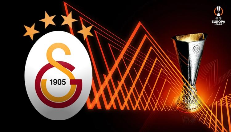 UEFA Avrupa Ligi'nde Galatasaray'ın rakibi