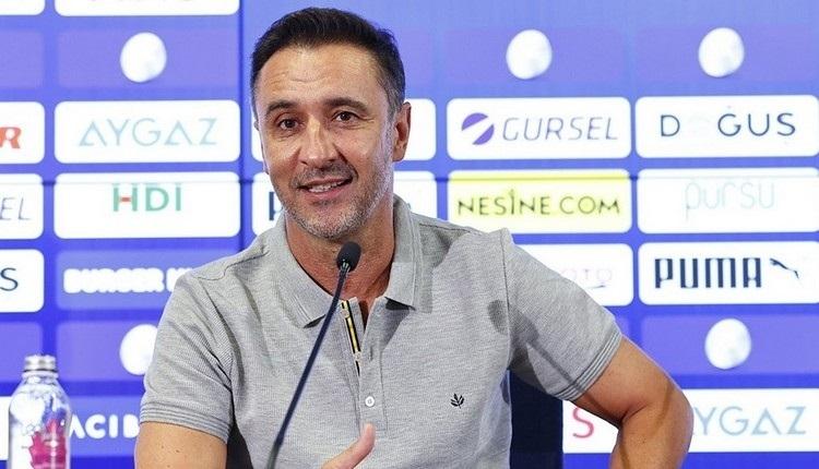 Vitor Pereira'dan golcü transferi için açıklama