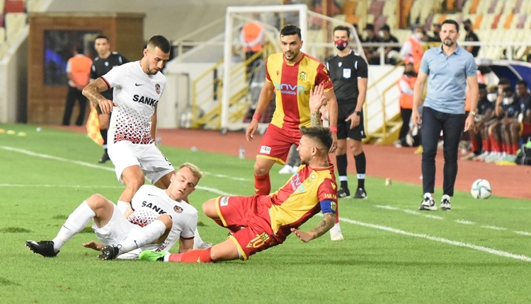 Yeni Malatyaspor 2-0 Gaziantep FK maç özeti ve golleri (İZLE)