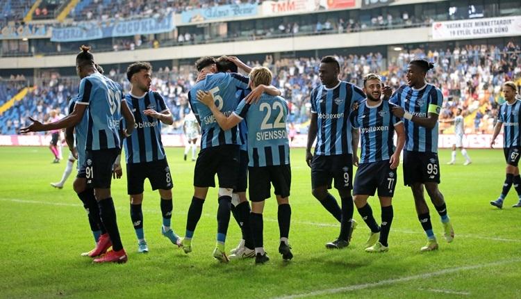 Adana Demirspor 3-1 Çaykur Rizespor maç özeti ve golleri (İZLE)