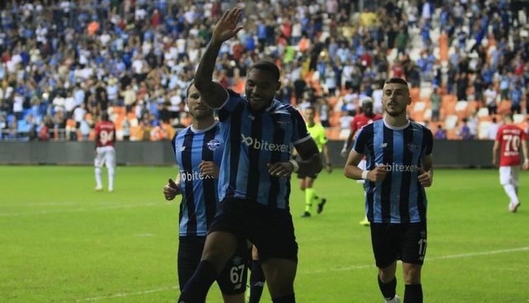 Adana Demirspor 4-0 Gaziantep FK maç özeti ve golleri