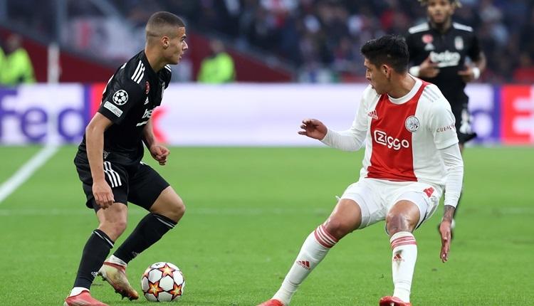 Ajax 2-0 Beşiktaş maç özeti ve golleri (İZLE)