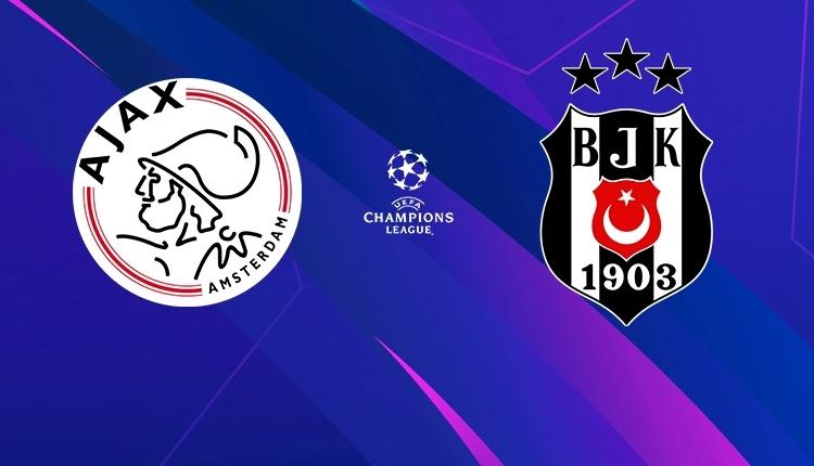 Ajax-Beşiktaş canlı izle, Ajax-Beşiktaş şifresiz izle (Ajax-Beşiktaş Exxen TV canlı izle)