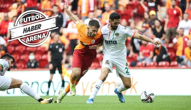 Alanyaspor, Galatasaray deplasmanında tek golle kazandı (İZLE)