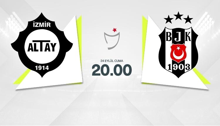 Altay-Beşiktaş canlı izle, Altay-Beşiktaş şifresiz izle (Altay-Beşiktaş beIN Sports canlı izle, Altay-Beşiktaş şifresiz İZLE)