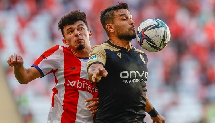 Antalyaspor 1-0 Yeni Malatyaspor maç özeti ve golleri (İZLE)