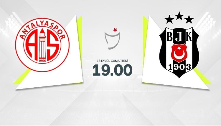 Antalyaspor-Beşiktaş canlı izle, Antalyaspor-Beşiktaş şifresiz İZLE (Antalyaspor-Beşiktaş beIN Sports canlı ve şifresiz maç İZLE)