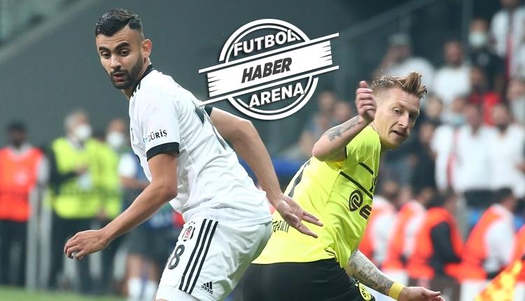 Beşiktaş 1-2 Dortmund maç özeti ve golleri (İZLE)