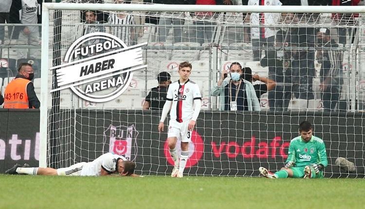 Beşiktaş 3-3 Adana Demirspor maç özeti ve golleri (İZLE)