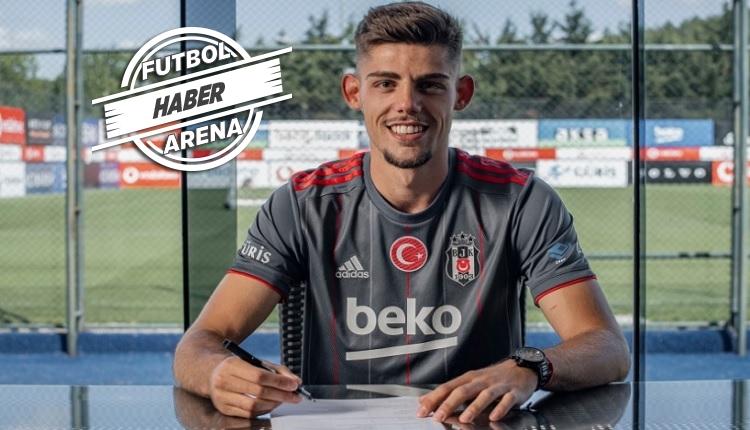 Beşiktaş Montero transferini açıkladı