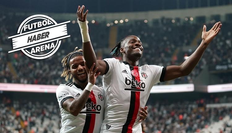 Beşiktaş, Yeni Malatyaspor'u 3 golle geçti (İZLE)