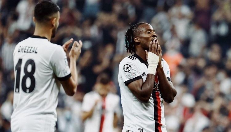 Beşiktaş'a Ghezzal ve Batshuayi'den kötü haber