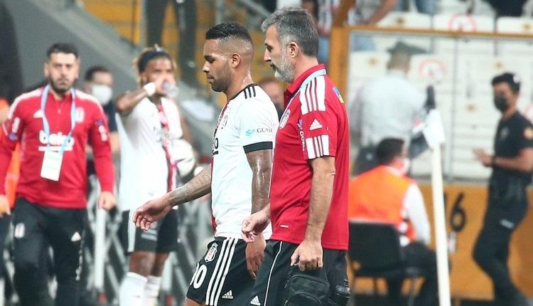Beşiktaş'a Vida ve Teixeira'dan kötü haber