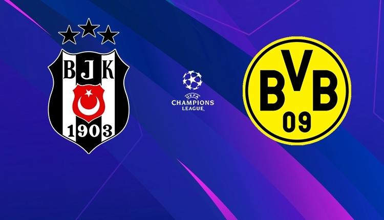 Beşiktaş-Dortmund canlı izle, Beşiktaş-Dortmund şifresiz izle Beşiktaş-Dortmund (Exxen TV CANLI İZLE)