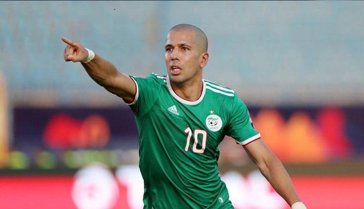 Botsvana 1-1 Cezayir tek gol Feghouli'den