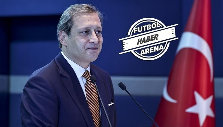 Burak Elmas'tan milli takım açıklaması: