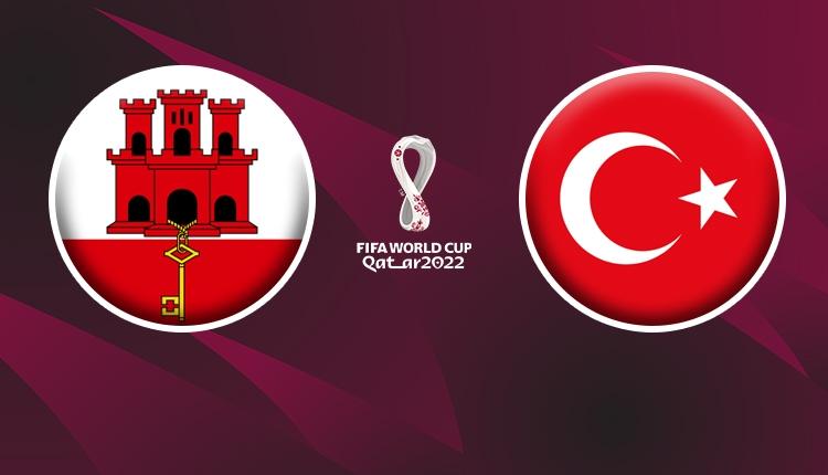 Cebelitarık - Türkiye ilk 11'ler