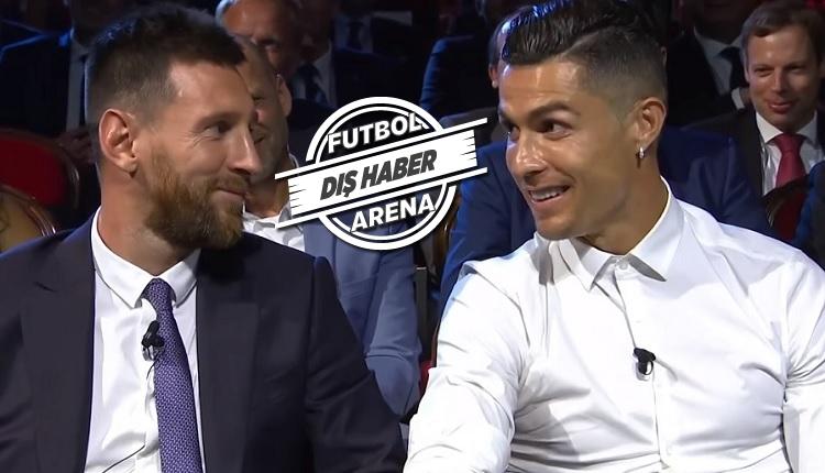 Cristiano Ronaldo: En iyi rakibim Messi
