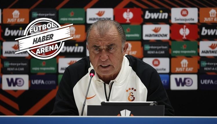 Fatih Terim: 'Tüm duygularımı Galatasaray'da tattım'