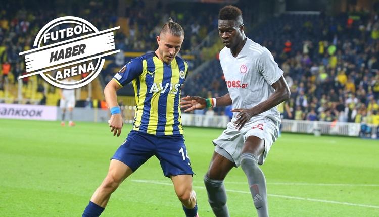 Fenerbahçe 0-3 Olympiakos maç özeti ve golleri (İZLE)