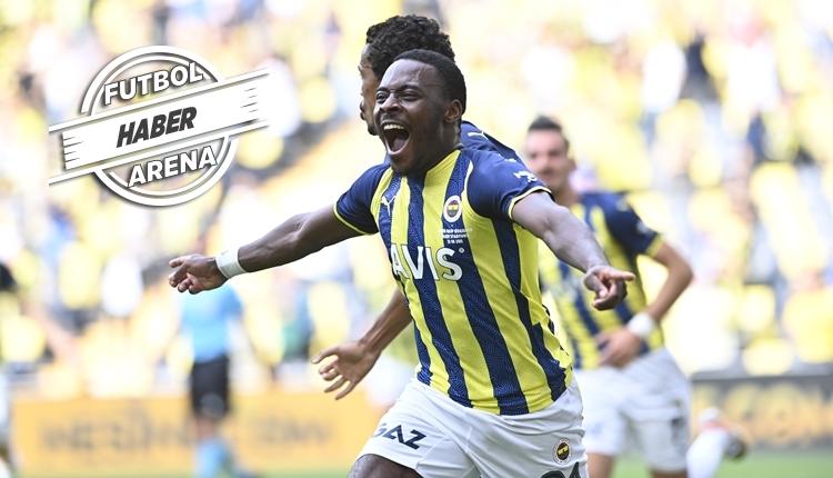 Fenerbahçe 1-1 Sivasspor maç özeti ve golleri (İZLE)
