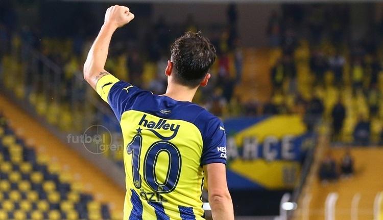 Fenerbahçe 2-1 Giresunspor maç özeti ve golleri (İZLE)