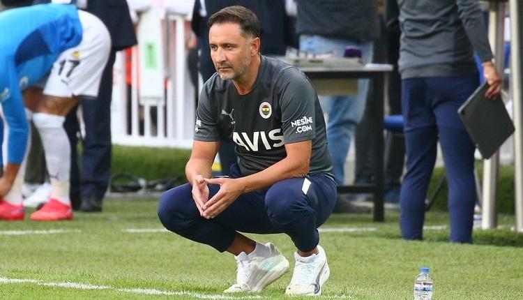 Fenerbahçe'de Pereira'dan oyuncularına moral