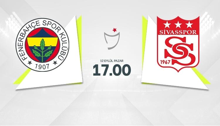 Fenerbahçe-Sivasspor canlı izle, Fenerbahçe-Sivasspor şifresiz İZLE (Fenerbahçe-Sivasspor beIN Sports canlı ve şifresiz İZLE)