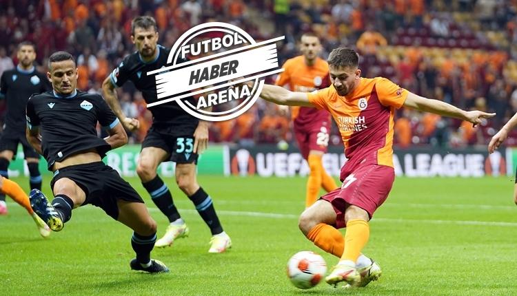 Galatasaray 1-0 Lazio maç özeti ve golü (İZLE)