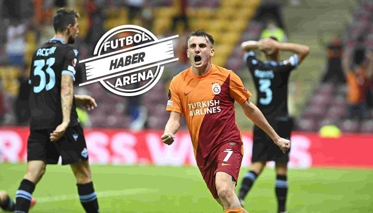 Galatasaray evindeki İtalyan serisine Lazio'yu ekledi