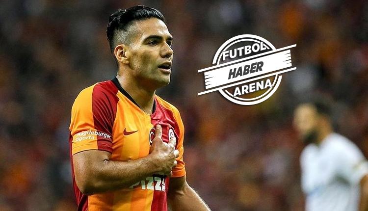 Galatasaray, Falcao'nun sözleşmesini feshetti! Resmi açıklama