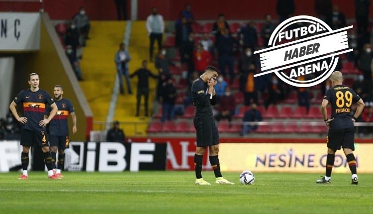 Galatasaray tespiti: 'Oyuncu arayışı var oyun arayışı yok'