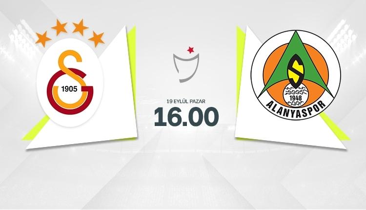 Galatasaray-Alanyaspor canlı izle, Galatasaray-Alanyaspor şifresiz İZLE (Galatasaray-Alanyaspor beIN Sports canlı ve şifresiz İZLE)