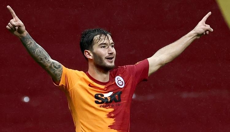 Galatasaray'da Oğulcan Çağlayan'ın lisansı çıkarıldı