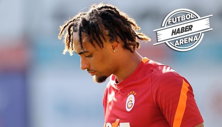 Galatasaray'da Sacha Boey sakatlandı! Barış Alper ameliyat oldu